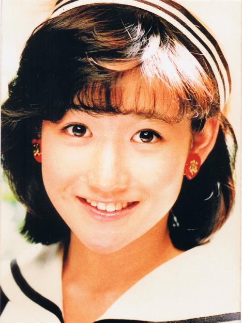 永遠のアイドル岡田有希子